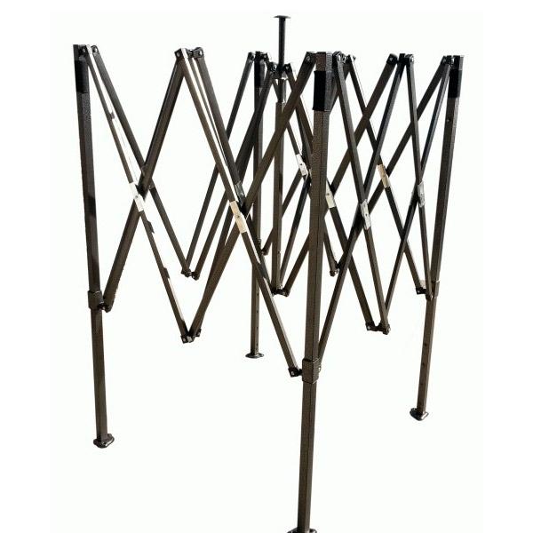 Estructura carpa plegable 2x2 metros