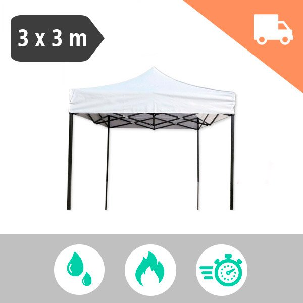 Carpa plegable 3x3 metros
