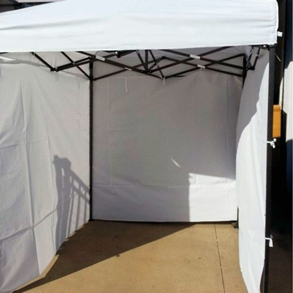 Carpa plegable 3x6 metros con lateral