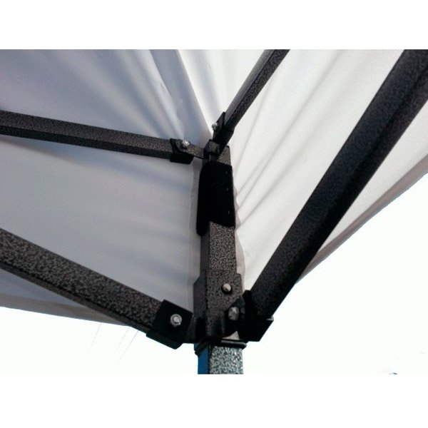 Interior carpa plegable 3x6 metros