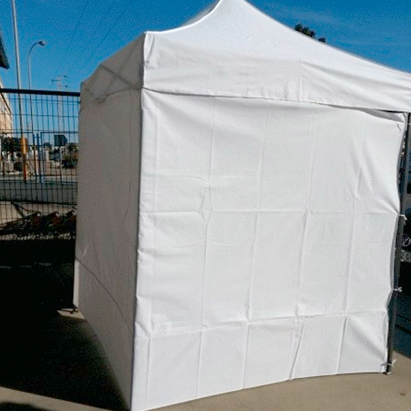 Lateral carpa plegable 3x6 metros con lateral